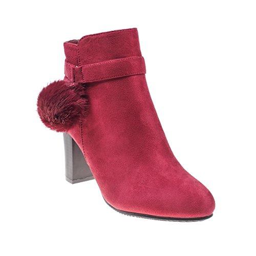 Fashion4young Pour Femme Owxxpq81r Bottes Rouge dq0O0vaTw