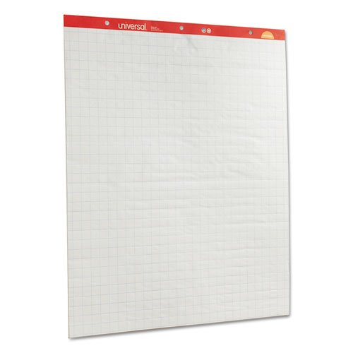 Recycled Easel Pads, Quadrille Rule, 27 x 34, White, 50-Sheet 2/Ctn, Sold as 1 Carton, 2 Each per Carton