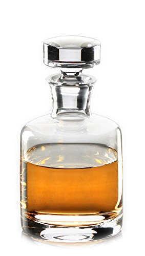 VinoLife 8119 Malt Whisky Decanter 24 oz by Vino Life
