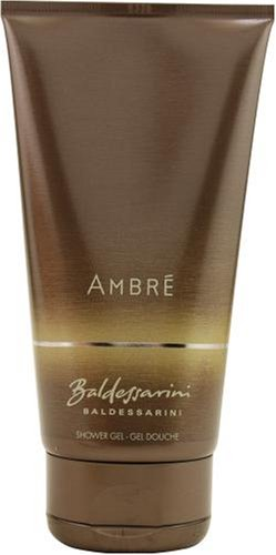 Boss Gel Cologne (Baldessarini Ambre By Baldessarin For Men. Shower Gel 5-Ounce)