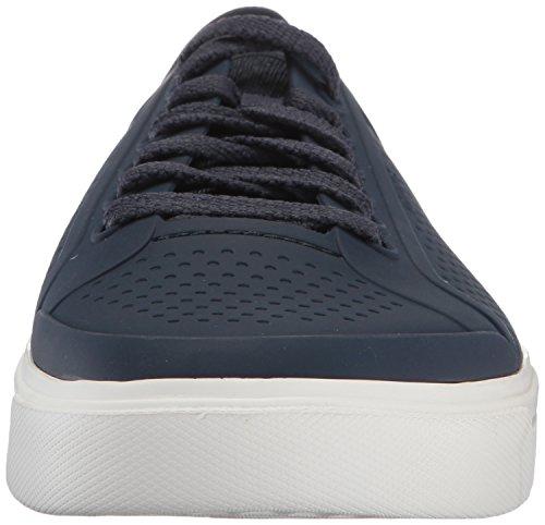 Crocs Uomo Citilane Roka Court Sneaker Blu / Bianco