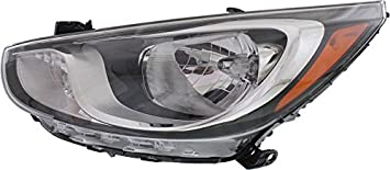 Left /& Right Tiffin Phaeton 2015-2017 RV Motorhome Pair Replacement Front Headlights with Bulbs