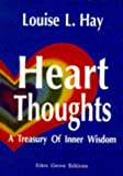 """Heart Thoughts - A Personal Treasury of Inner Wisdom"" av Louise L. Hay"