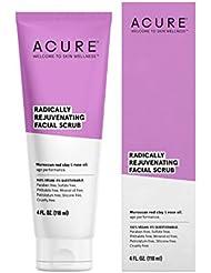 ACURE Radically Rejuvenating Facial Scrub, 4 Fl. Oz. (Packaging May Vary)