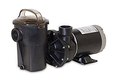 Hayward Power-Flo LX Series Pool Pump with Twist Lock by Hayward