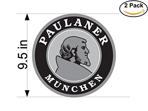 paulaner-beer-logo-alcohol-4-vinyl-stickers-decal-bumper-window-bar-wall-95-inches