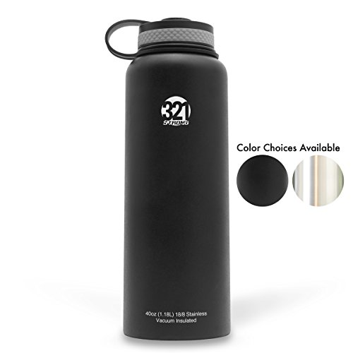 Vacuum Insulated Mouth Stainless Bottle