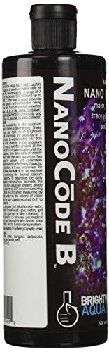 Brightwell Aquatics ABANCB500 Nanocode B Liquid Salt Water Conditioners for Aquarium, 17-Ounce