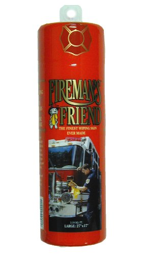 Firemans Friend Strong Absorbent Drying
