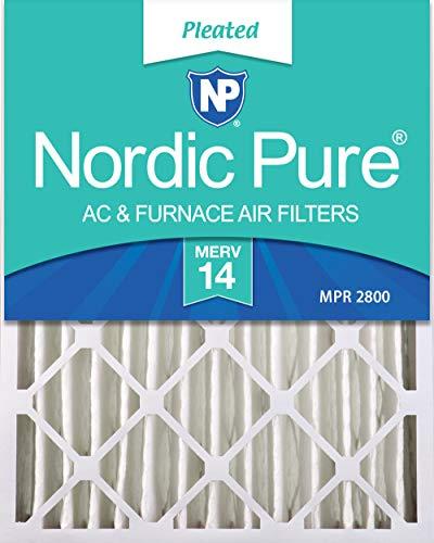 Nordic Pure 20x25x4