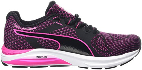 Puma Women's Speed 600s Ignite Fitness Shoes Black (Black/Pink 03) riFJbPppTY