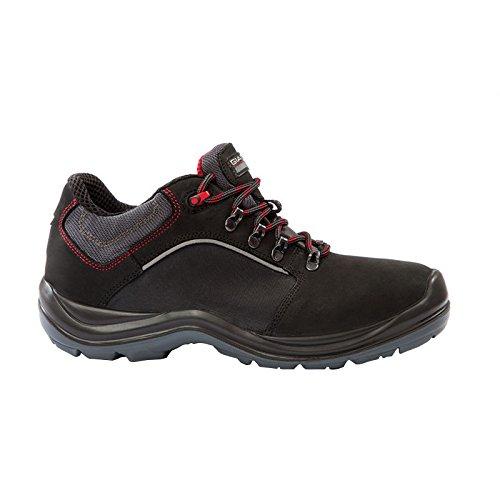 Giasco hr165nr44Thera-S3niedrigen Schuh, Größe 44, Grau/Rot