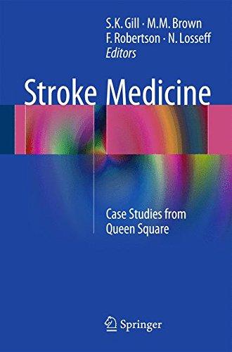 Stroke Medicine: Case Studies from Queen Square