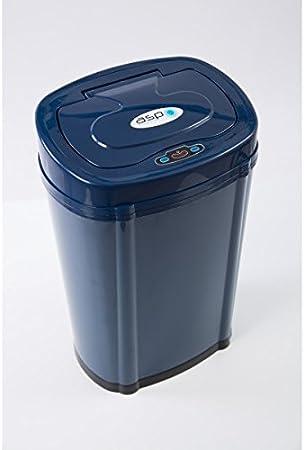 Cubo de basura automático con ozono: Amazon.es: Hogar