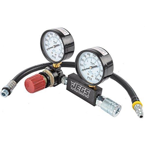 JEGS 80520 Dual Gauge Leak-Down Tester ()