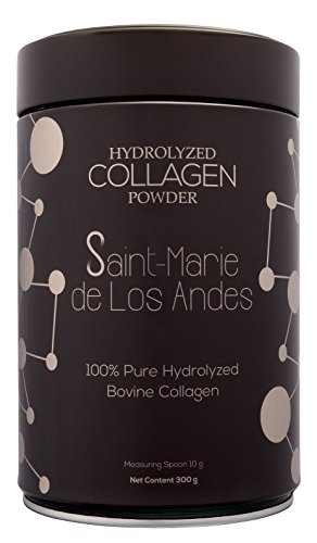 (Premium) Pure Hydrolyzed (Beef) Bovine Collagen (10.58 oz / 300 grams) Powder Review