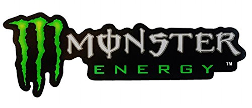 monster energy decal for car - 3