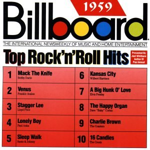 Various Artists - Billboard Top Rock'n'Roll Hits: 1959 - Amazon.com