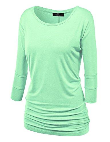 mint green top - 5