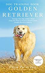 Have ever wonder why your dog doesn't always respect or do what you tell him/her to do?                       Do you ever want to create and develop a loving bond with your GoldenRetriever?                       Are ...