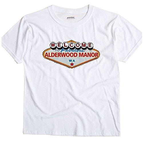 Alderwood Manor Washington WA VEGAS GreatCitees Unisex Souvenir T - Wa Alderwood