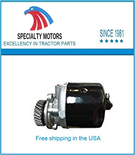 E7NN3K514CA Ford Tractor Parts Power Steering Pump 445, 445A, 545, 545A, 555, 55 ()