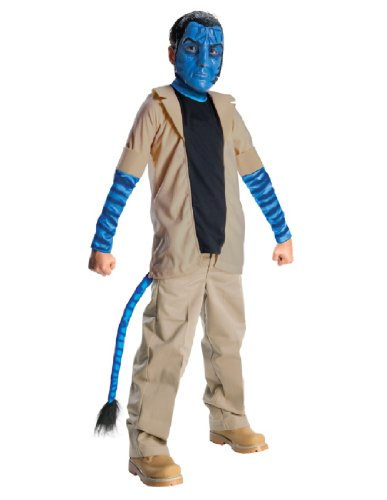 Avatar Child's Costume, Jake Sully Costume, (Sully Costume For Kids)