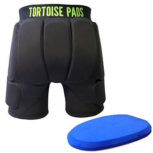 Tortoise Pads Single Density Impact Protection Padded Shorts (Adult XX-Large) by Tortoise Pads (Image #1)