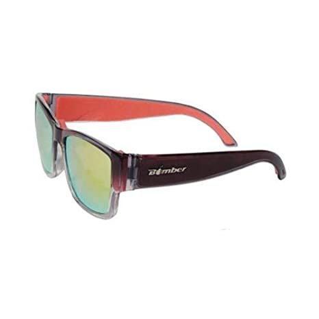 123191bfc8e Amazon.com  Bomber Gomer Floating Eyewear - 2-Tone Crystal Red ...