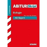 AbiturSkript - Biologie Bayern