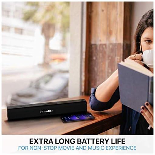 Instaplay 10W Wireless Bluetooth Soundbar