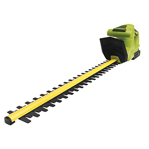 Cheap Sun Joe 20VIONLTE-HT20 Cordless Hedge Trimmer, Green