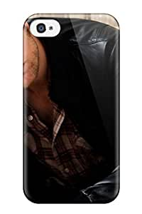 For Iphone Case, High Quality Men Male Celebrity Robert Pattinson Hollywood Actor Free Desktop S For Iphone 4/4s Cover Cases