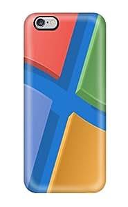Tpu Shockproof/dirt-proof Papel De Parede Windows Xp Professional Cover Case For Iphone(6 Plus)