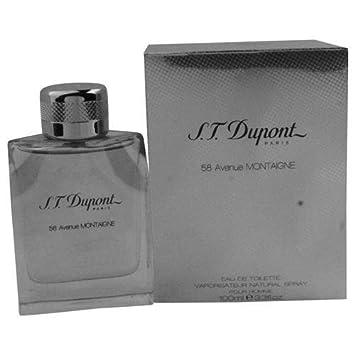 Amazon.com : S. T. Dupont - 58 Avenue Montaigne Eau De Toilette ...