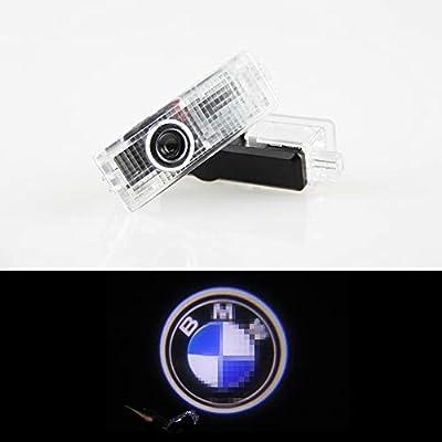 Casloyal - Luces LED para puerta de coche (2 unidades, luz de ...