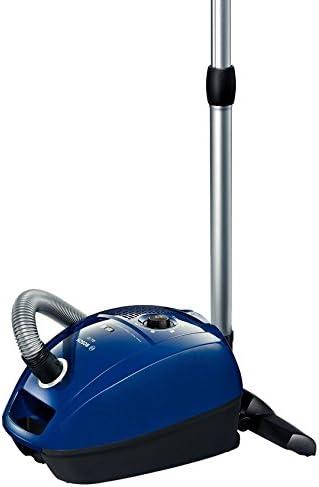 Bosch BGL3A117A GL-30 - Aspirador con bolsa compacto, 600 W, sistema PowerProtect, 5 bolsas de regalo, color azul oscuro: Amazon.es: Hogar