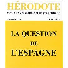 Revue Hérodote, no 91