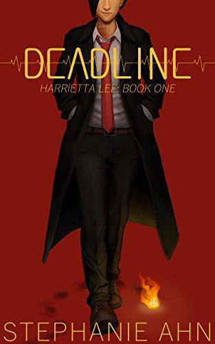 Deadline (Harrietta Lee Book 1) by [Ahn, Stephanie]