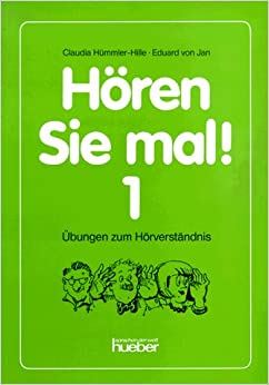 Themen - Level 1: Horen Sie Mal! 1 - Set of 3 Cassettes and Book Together