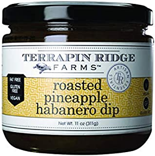 product image for Roasted Pineapple Habanero Dip by Terrapin Ridge Farms – One 11 oz Jar