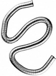 Standard Motor Products DH1 Air Cleaner Intake Hose