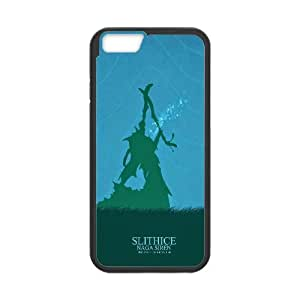iPhone 6 Plus 5.5 Inch Cell Phone Case Black DOTA 2 Slithice Mhxgy