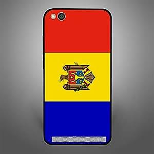 Xiaomi Redmi 5A Moldova Flag