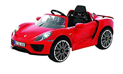 Rollplay 6 Volt Porsche 918 Ride On Toy, Battery-Powered Kid's Ride On Car (Amazon Exclusive) by Rollplay