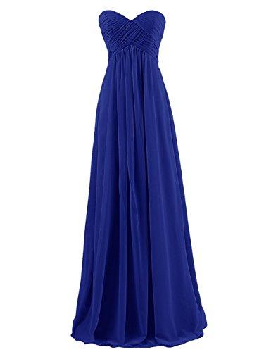 CoutureBridal -  Vestito  - stile impero - Donna Blau 44