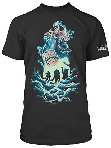 JINX World of Warcraft Men's Expansion Series Mist of Pandaria Gaming T-Shirt