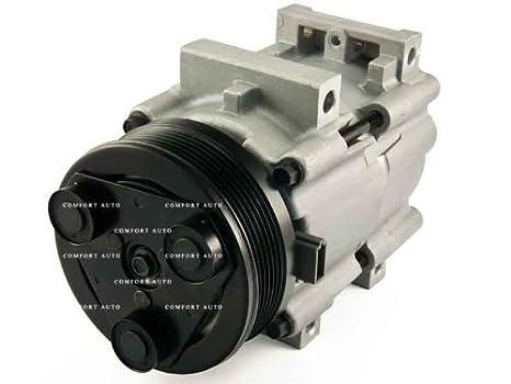 2001 - 2007 Ford Taurus Mercury Sable nuevo a/c AC Compresor con 1 año de garantía: Amazon.es: Coche y moto
