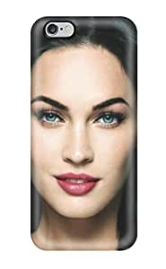 DebAA Case Cover For Iphone 6 Plus - Retailer Packaging Megan Fox Face Celebrities Protective Case