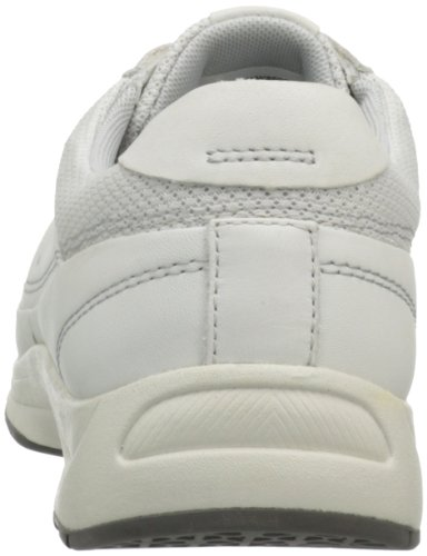 New Balance WW980 étroit Cuir Chaussure de Marche Light Grey
